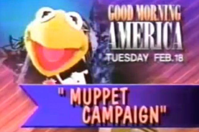 Good Morning America 1992
