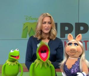Kermit Constantine Piggy on GMA