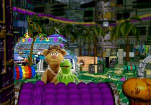 Muppets Inside Kermit Fozzie