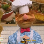 Watch The Swedish Chef and Constantine on The Chew