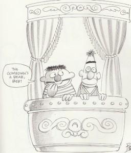 bert&ernie_Roger Langridge_2009