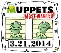 Muppets Most Wanted!