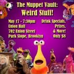 Muppet Vault: Weird Stuff!