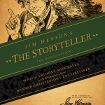 The Best Place By the Fire is Kept for The Storyteller Novelizaton