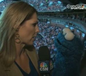 Cookie Monster CSN San Francisco