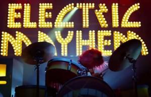 Electric Mayhem Animal MMW trailer