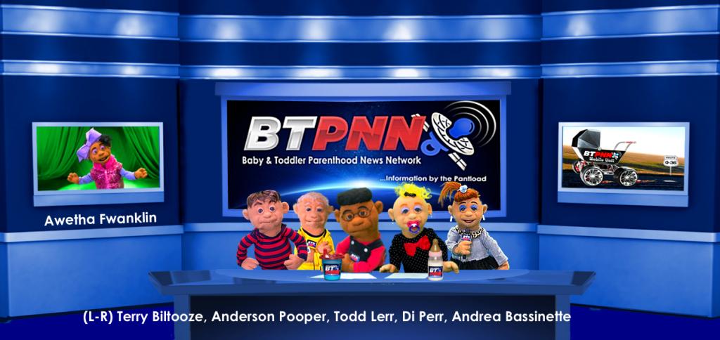 newsroom w cast for Tough Pigs