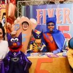"""Sesame Street Brings """"Numeric Con"""" to Comic Con!"""