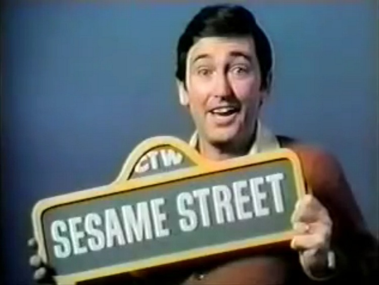 Bob Sesame Street sign