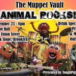 Muppet Vault: Animal Rocks!
