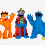 3-D Print Your Own Super Grover, Frazzle & Cookie Monster