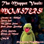 Muppet Vault: Monsters Strikes Back!