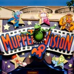 Disneyland's Muppet Vision Closed??