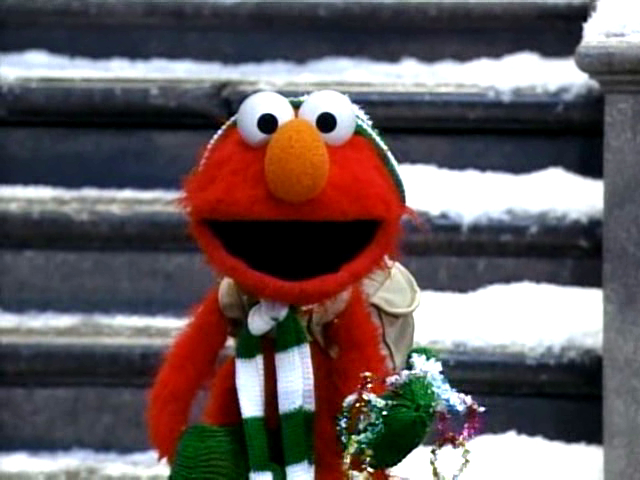 Image result for elmo saves christmas
