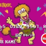 Fraggle Rock Credit Cards: Don't Leave the Rock Without It