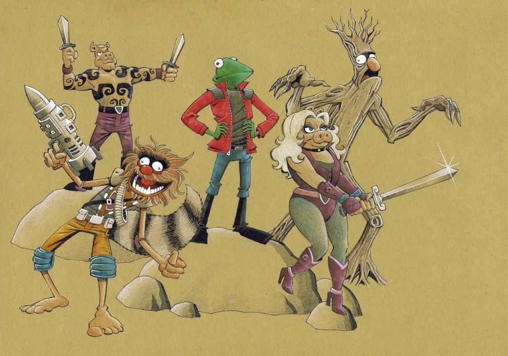 muppetguardians