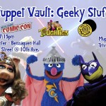 How to Be a Muppet Fan at NYCC – 2015