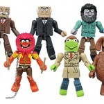 Round 2 of Muppet Minimates Revealed