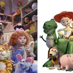 The Contest in the Toy Chest: The Christmas Toy vs. Toy Story