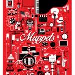 ToughPigs Art: Dave Hulteen's Muppet Icons