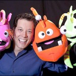 Henson Company and John Tartaglia Team for SPLASH