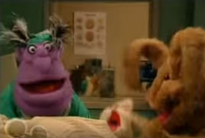 Muppets Tonight EIEIOR doctor