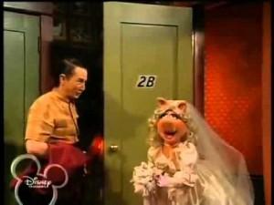 Muppets Tonight Martin Short Ed Grimley Miss Piggy