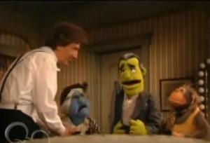 Muppets Tonight Martin Short Johnny Fiama Sal Ma