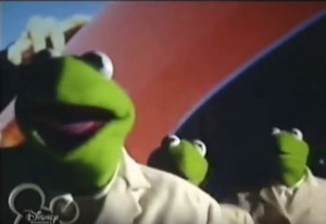 Muppets Tonight Once in a Lifetime 3 Kermits