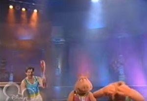Muppets Tonight Pierce Brosnan Nancy Clancy