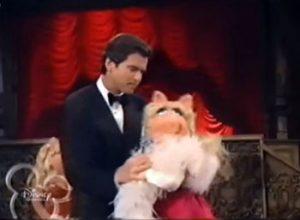 Muppets Tonight Pierce Brosnan Piggy