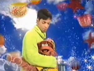 Muppets Tonight Prince Starfish and Coffee