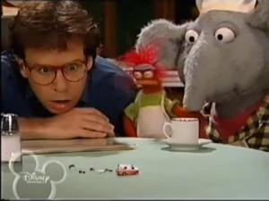Muppets Tonight Rick Moranis Seymour Pepe ant