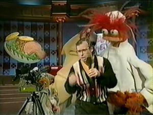 Muppets Tonight Rick Moranis giant Pepe