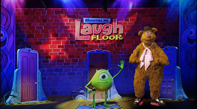 fozzie laugh floor