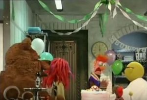 Muppets Tonight Beaker departs for cruise