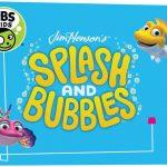 Prepare to Dive for Henson Company's Splash and Bubbles