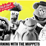 A Frog and a Bear at VultureFest: Morning with the Muppets