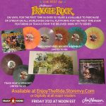 Down at Fraggle Retro – Fraggle Rock on Vinyl