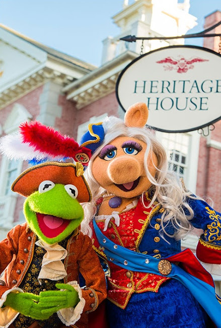 Muppets Heritage House