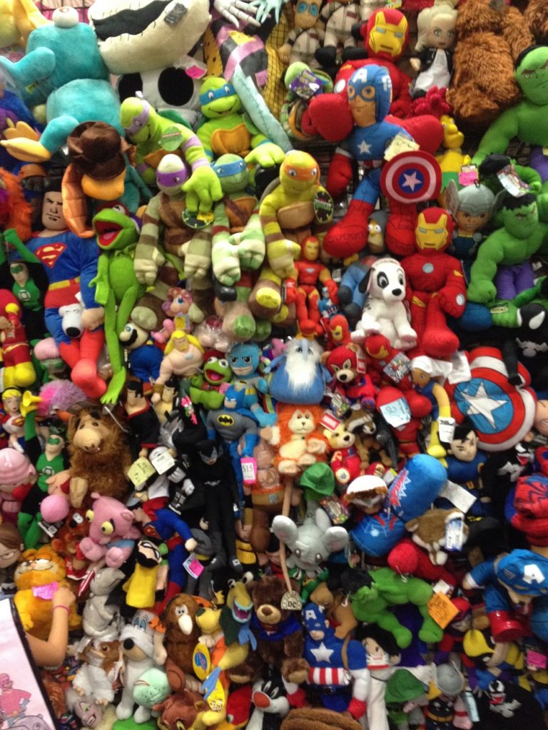 Can you spot the Muppet?