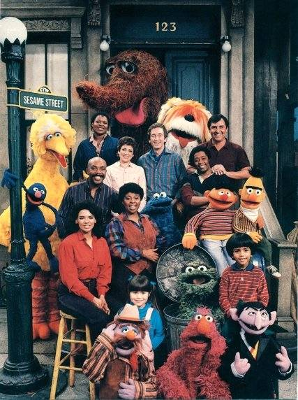 Sesame Street cast season 16