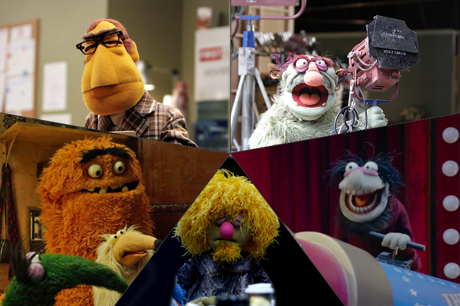 11 fozzawards - background muppet