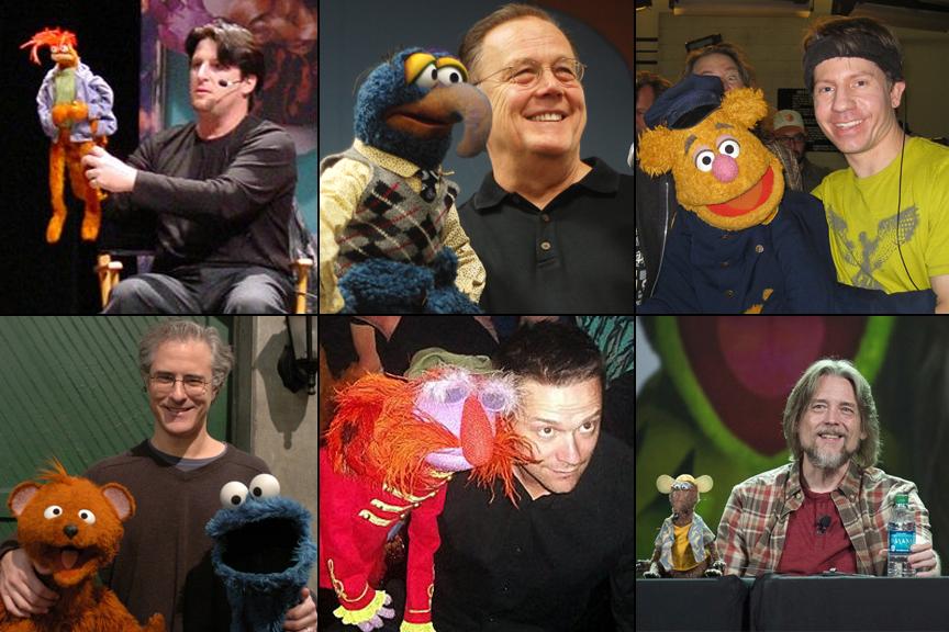 2 fozzawards - best muppeteer