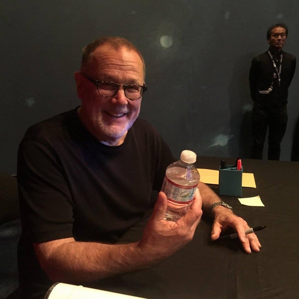 Dave Goelz water bottle