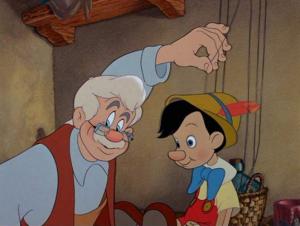 Geppetto Pinocchio