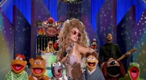 Lady Gaga Muppets AHHH