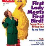 I'm With Fur: Hillary Clinton on Sesame Street