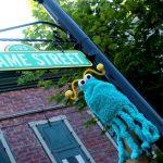 Martian Puppets at Sesame Place?  Yep Yep Yep.