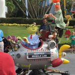 The Muppet Mobile Lab Returns to Epcot!